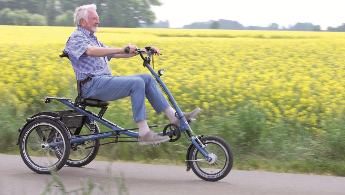 Dreirad für erwachsene gebraucht wien