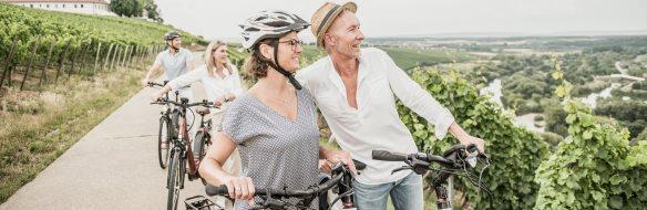 e-Bike zur Gelenktherapie