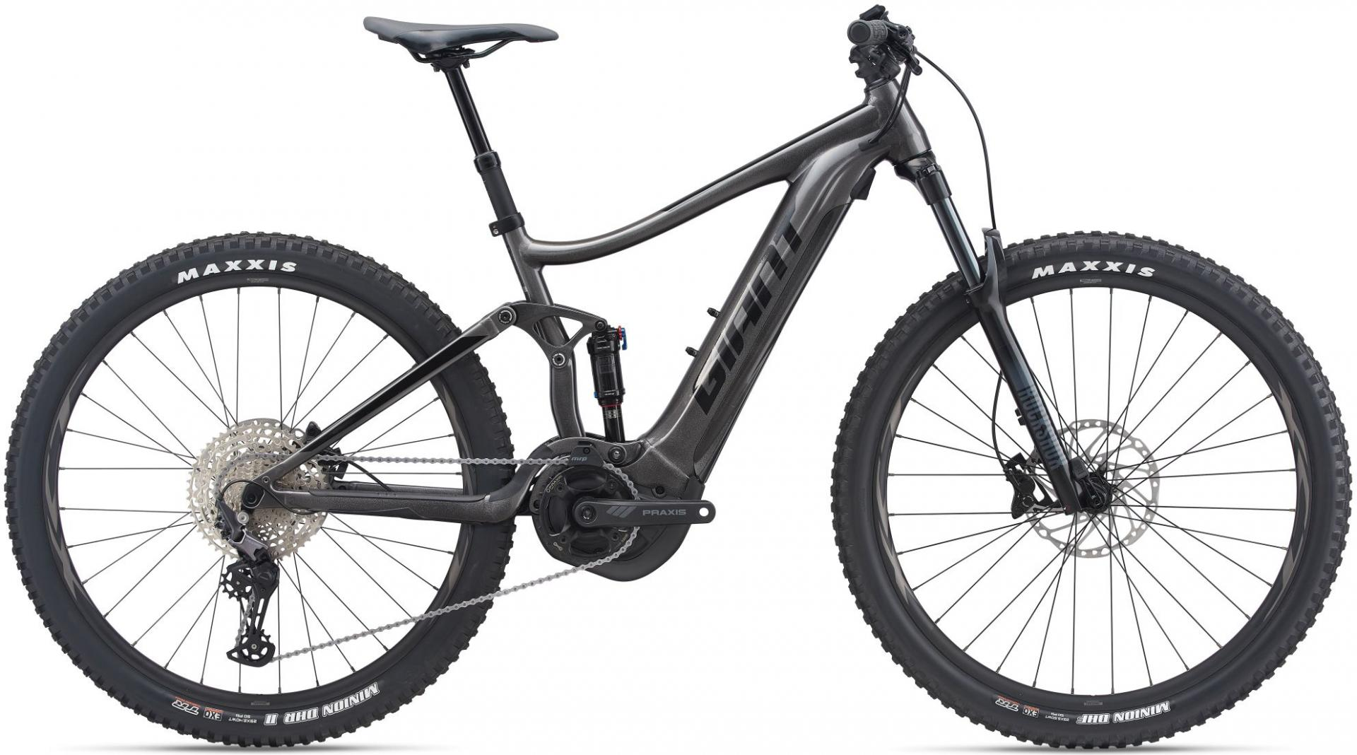 Stance E+ 1 (2021) | Herren Trail Fahrrad | Giant Bicycles
