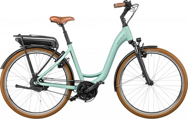 Riese & Müller Swing3 automatic 2021 City e-Bike