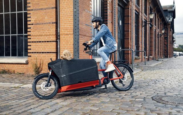 Lasten e-Bikes